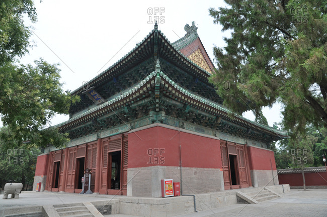 September 23, 2019: Hebei positive definite lung hing temple (Jinzhou would)