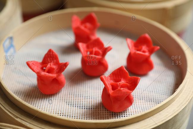 Dumpling feast, is a kind of food of xian.
