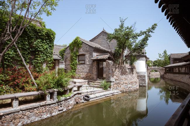 Beijing miyun gubei water town