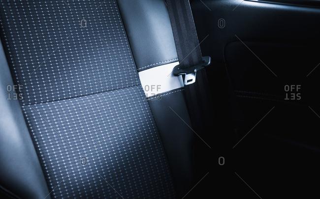 Auto, Sitz, Sicherheitsgurt