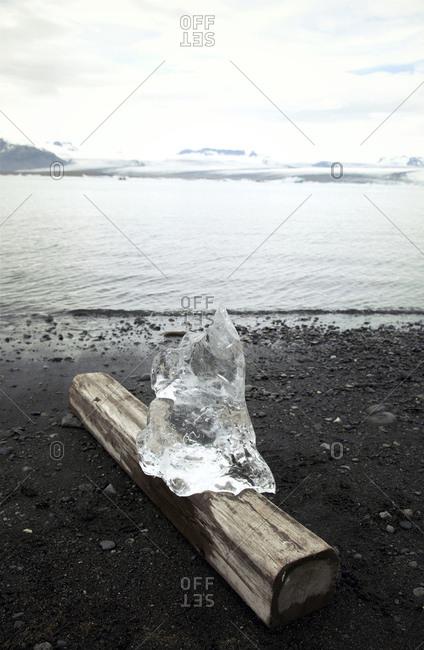Jkulsrln, Eis, Island, Strand