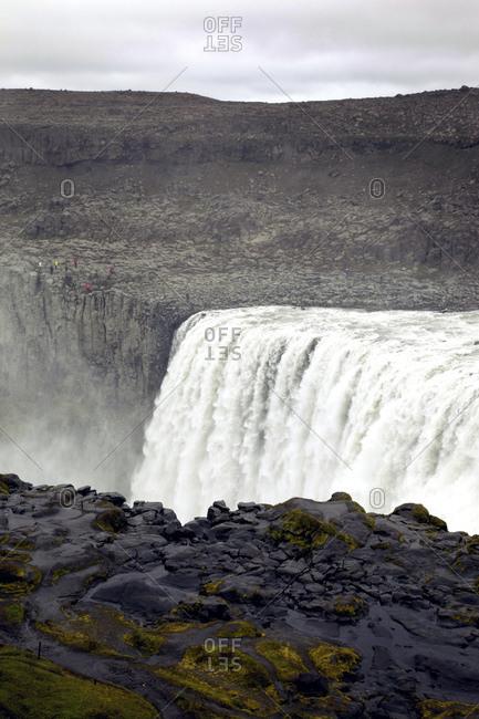 Dettifoss, Wasserfall, Island, Landschaft