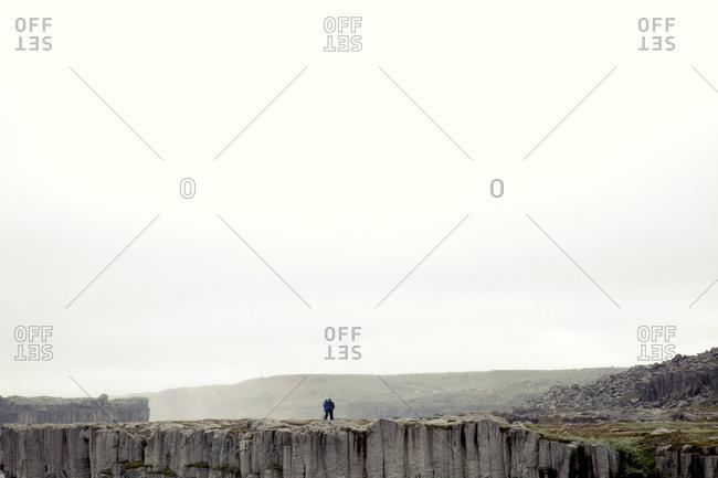 Felswand, Felsen, Island, Landschaft