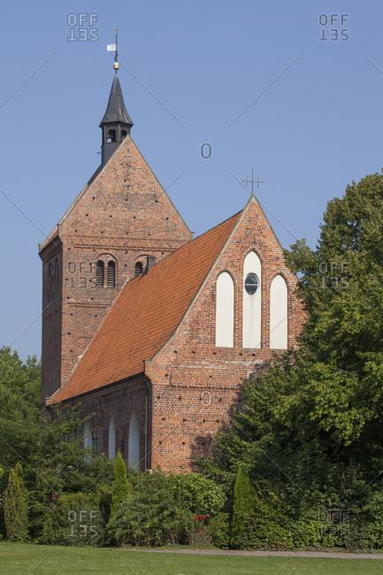 Deutschland, Niedersachsen, Bad Zwischenahn, Sankt-Johannes-Kirche,