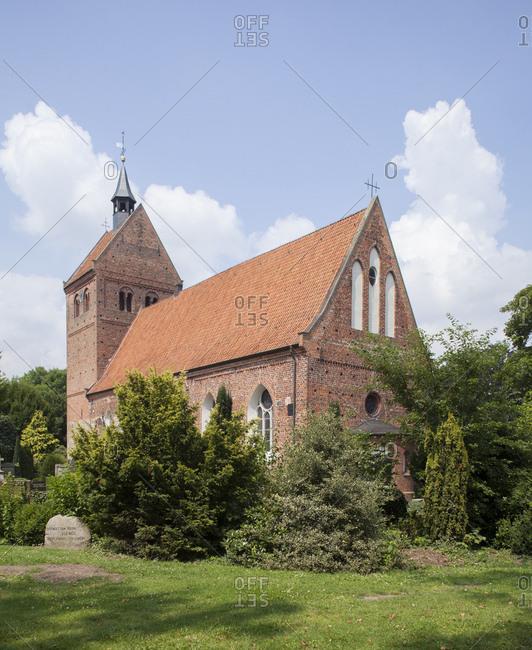 Deutschland, Niedersachsen, Bad Zwischenahn, Sankt-Johannes-Kirche
