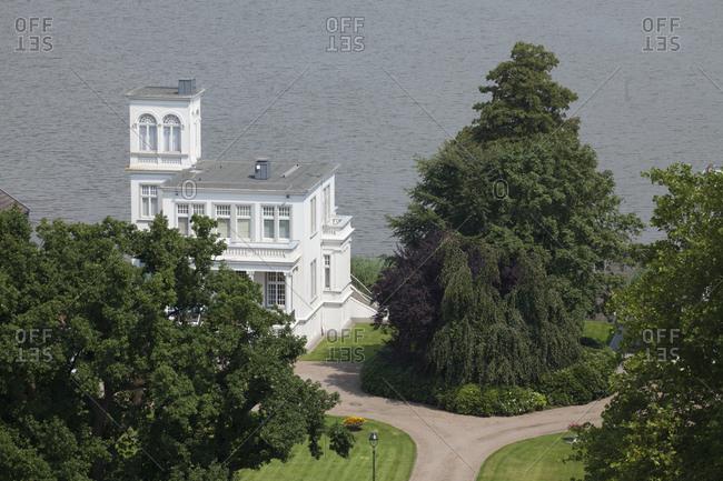 Deutschland, Niedersachsen, Bad Zwischenahn, Villa der Zwei Schwestern