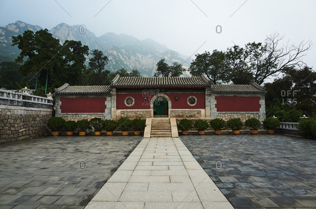 Beijing phoenix valley longquan temple