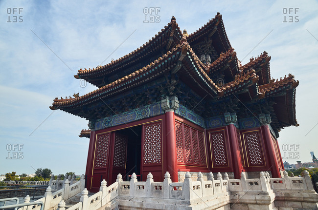 The Forbidden City and it's architecture