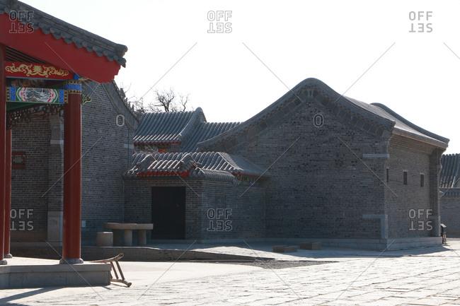 Wudi city turn Wu Shifen's former residence