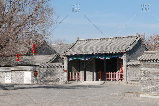 Binzhou city of shandong province wudi county government