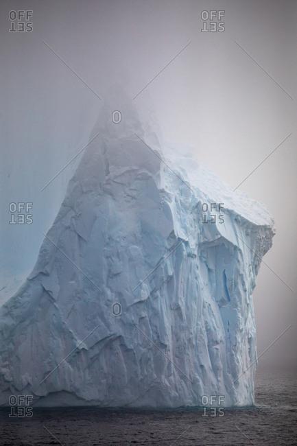 Iceberg details, Antarctica