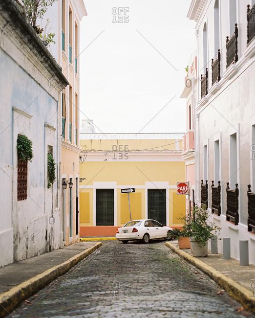 San Juan, Puerto Rico - January 17, 2019: