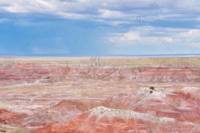 The Painted Desert, Petrified Forest National Park, Arizona