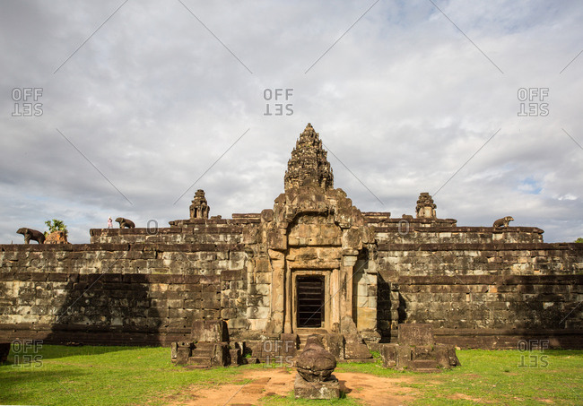 Cambodia temple remains