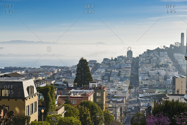 San Francisco city view