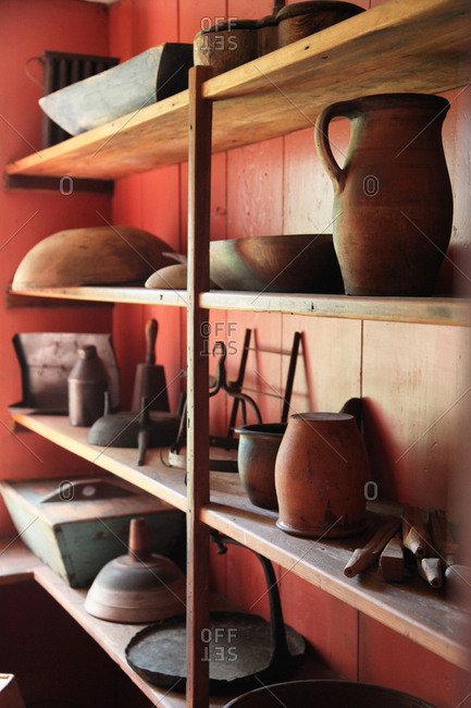Pantry in Old Farm House