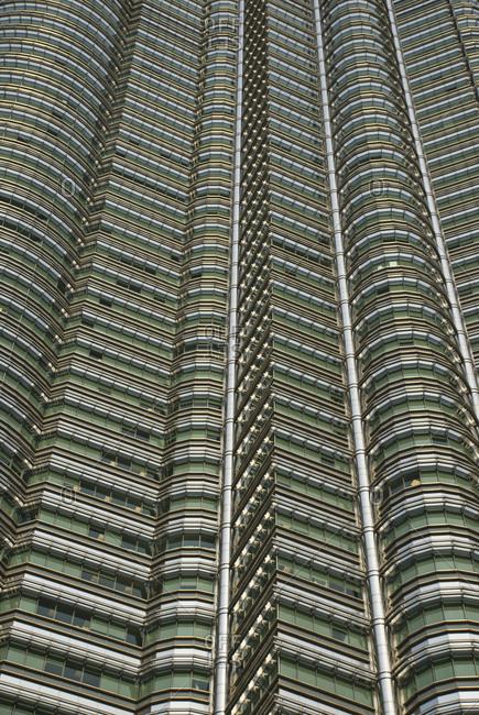 Petronas Tower full frame