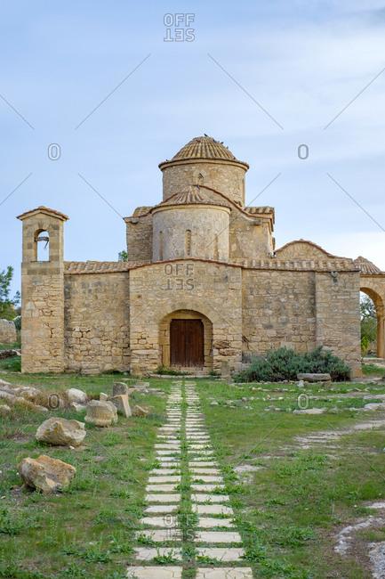 Panagia kanakaria lithrangomi greek orthodox church lythrangomi, cyprus