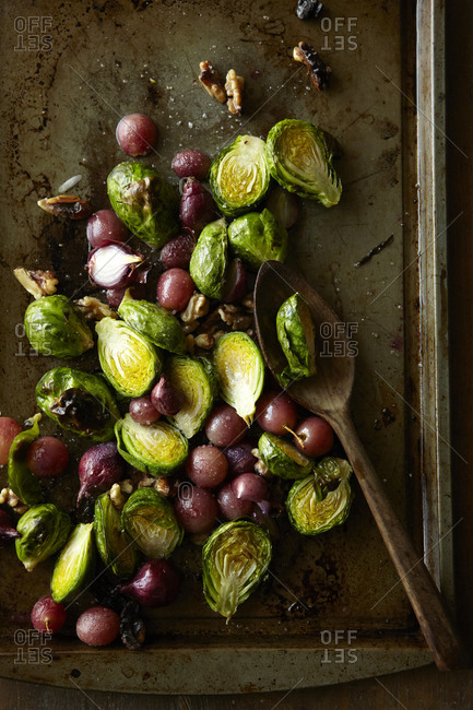 Brussel Sprout Dish