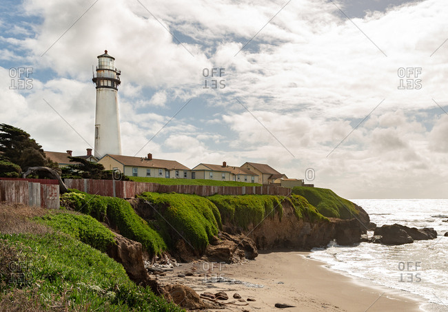 Pigeon Point Lighthouse is a lighthouse in California
