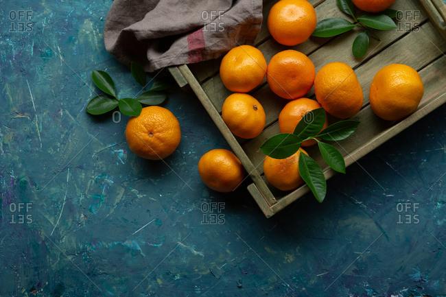 Tangarines fruts