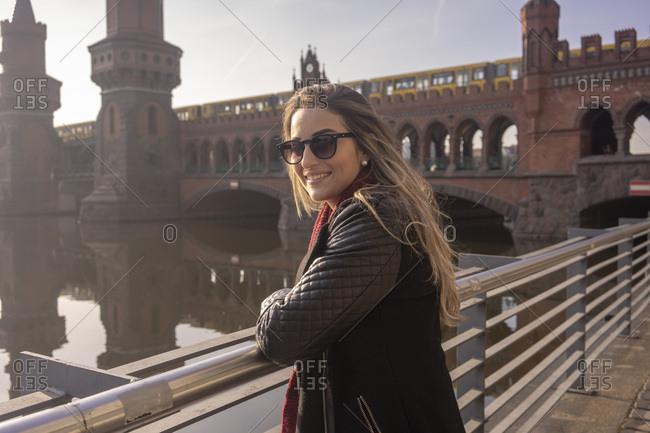 Portrait of a hispanic female 20-30 in Berlin