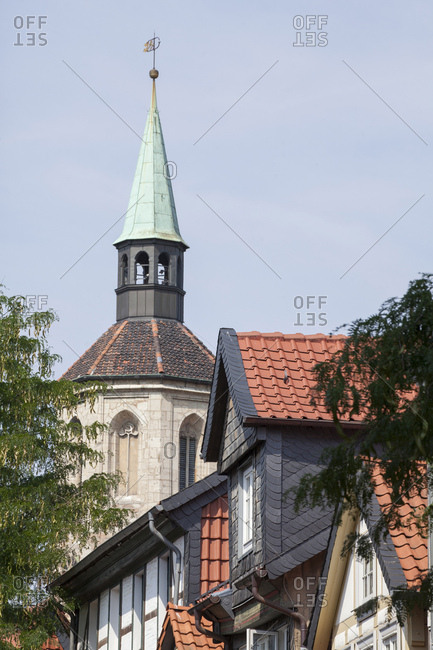 Germany, lower saxony, brunswick, st. magni-kirche (church)