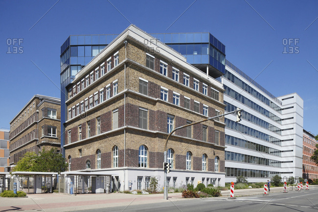 Company headquarters merck kgaa, darmstadt, hessia, germany, europe