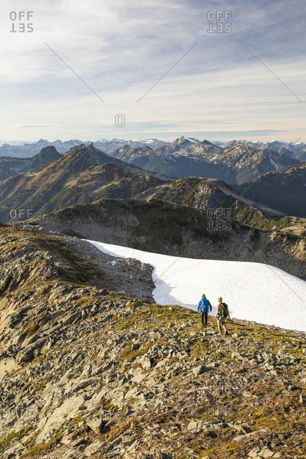 Douglas Peak, British Columbia.