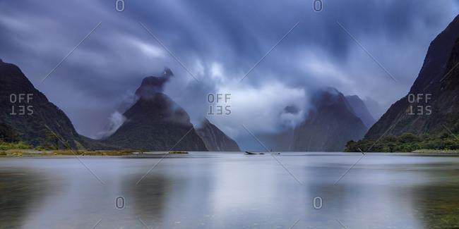 Milford Sound- Fiordland National Park- South Island- New Zealand
