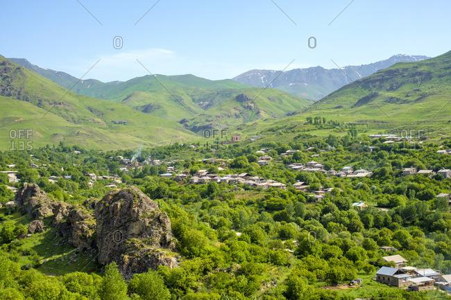 Village of Yelpin, Vayots Dzor Province, Armenia