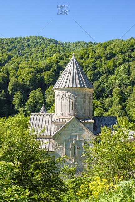 Haghartsin Monastery complex, Dilijan, Tavush Province, Armenia