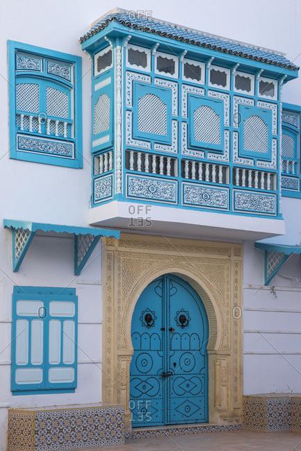 Tunisia, Kairouan, Madina - Offset Collection