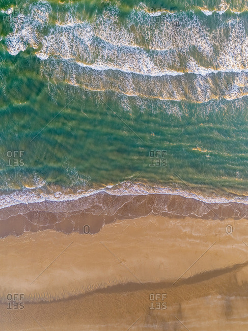 UK, Wales, Gwynedd, Harlech, Harlech Beach