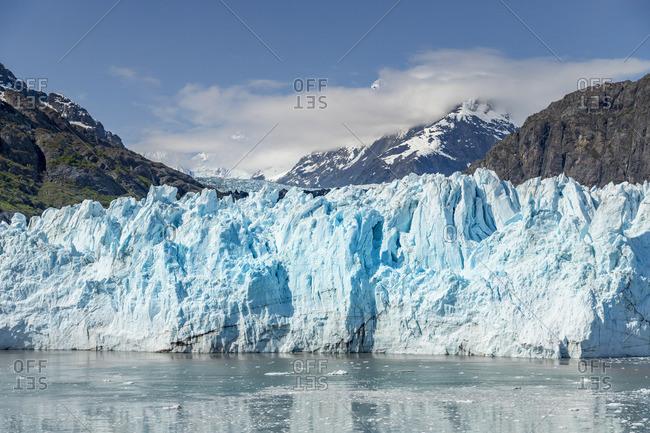 USA, Alaska, Tarr Inlet, Glacier Bay National Park and Preserve, Margerie Glacier