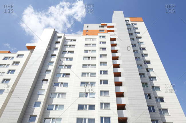 High rise, osterholz-tenever, bremen, Germany, europe