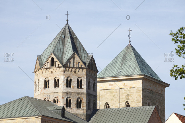 Cathedral st. peter, Osnabruck, lower saxony, Germany, europe