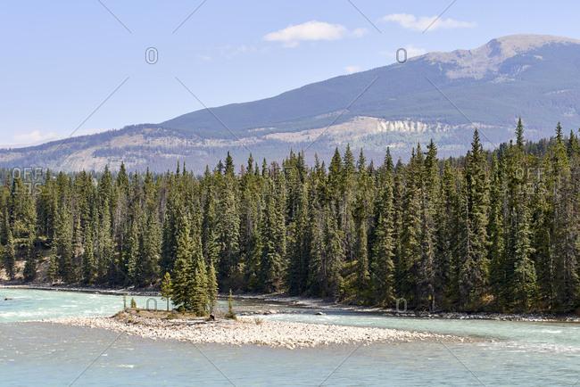 Canada, Alberta, Jasper National Park, Banff National Park, Icefields