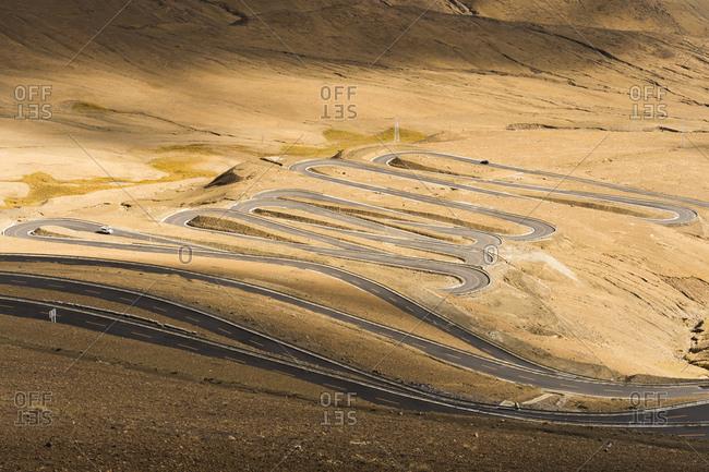 Tibet, the Himalayas, the Gyvula pass