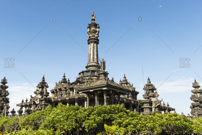 Denpasar, the Bajra Sandhi monument