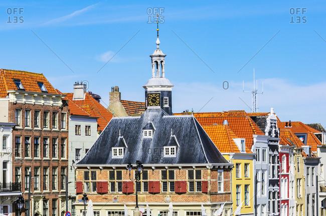 Netherlands- Zeeland- Vlissingen- De Beurs Brasserie