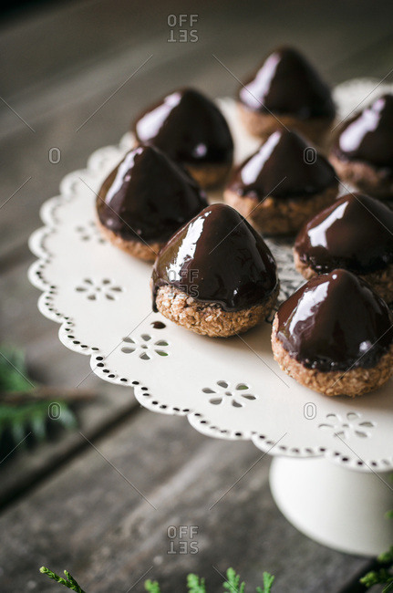 Swedish Chocolate Cookies - Offset Collection