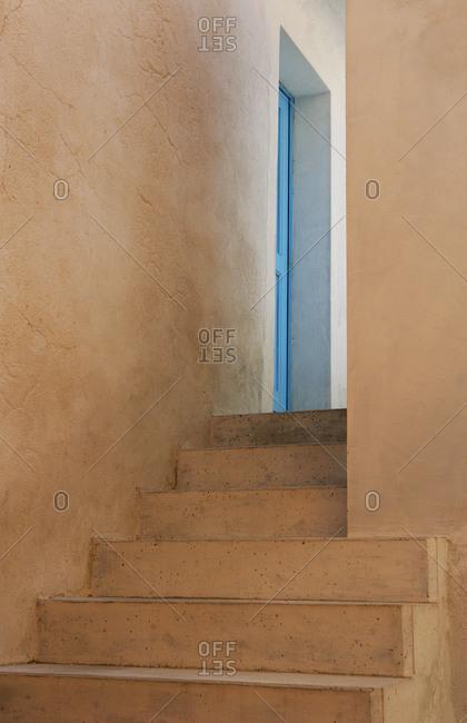 Croatia- Baska- empty steps