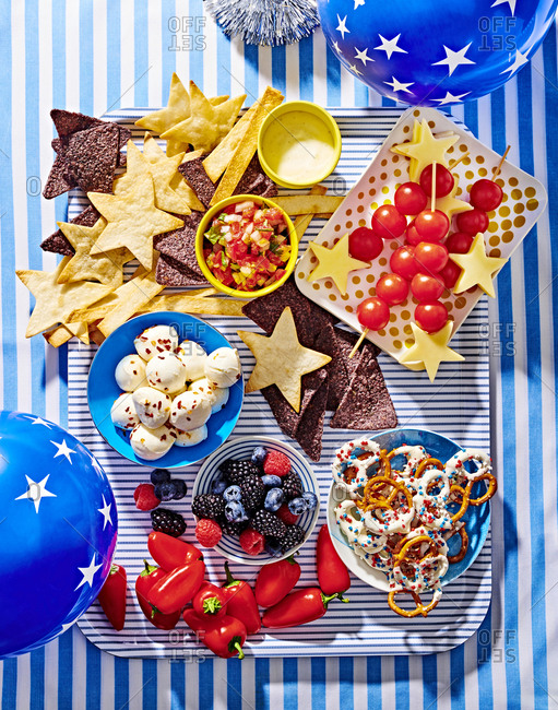 Festive Snack Board