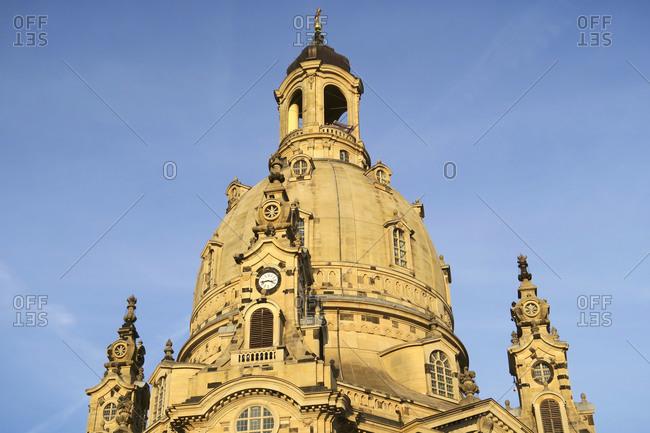 Germany- Dresden- Dresden Frauenkirche - Offset