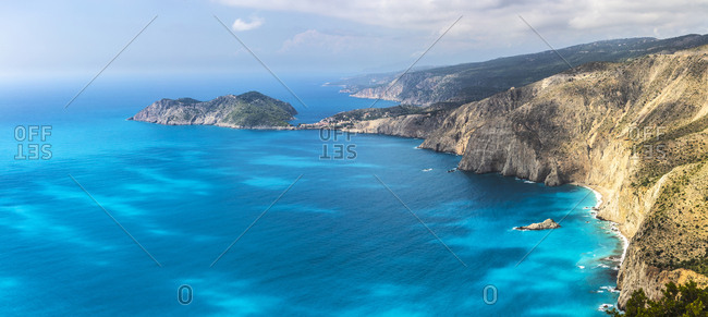 Assos Peninsula, Kefalonia, Greece - Breathtaking beautiful of Kefalonia