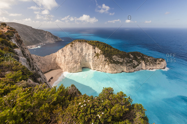 Navagio Bay, Grace on a sunny day