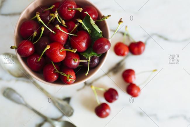 Cherries, sweet cherries, food, healthy, fruit, natural, organic,