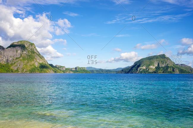 Bacuit Bay from Dilumacad Island (Helicopter Island), El Nido, Palawan