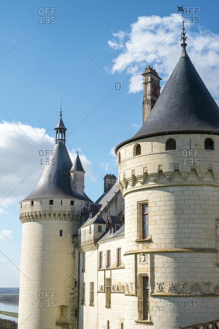 Chateau de Chaumont castle, Chaumont-sur-Loire, Centre, France